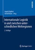 Weltumspannende Güterflüsse und Logistikleistungen sowie Rahmenbedingungen einer globalen Logistik