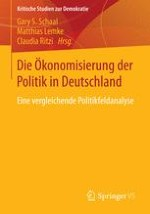 Ökonomisierung und Politikfeldanalyse