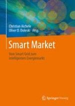 Idee des intelligenten Energiemarktkonzepts