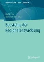 Bausteine der Regionalentwicklung – eine Einführung