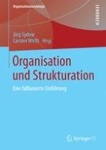 Organisation als reflexive Strukturation: Grundlegung