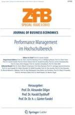 Performance Management im Hochschulbereich