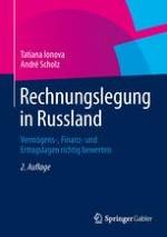 Die gesetzlichen und konzeptionellen Grundlagen der russischen Rechnungslegung