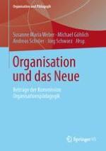Organisation und das Neue – eine Einführung