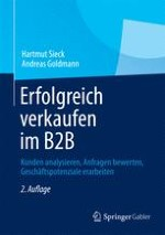 Erfolgsfaktoren im B2B-Verkauf