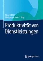 Methoden und Instrumente zur Messung und Verbesserung der Produktivität industrieller Dienstleistungen in KMU