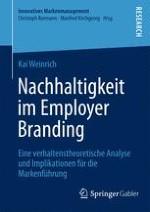 Bedeutung von Employer Brands für die nachhaltigkeitsorientierte Unternehmensführung