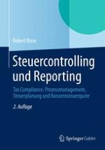 Steuercontrolling und -Reporting