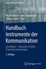 Instrumente der Kommunikation – eine Einführung in das Handbuch