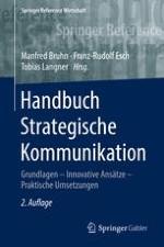 Strategische Kommunikation – eine Einführung in das Handbuch