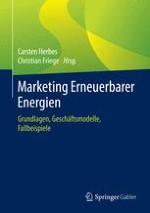 Konzeptionelle Überlegungen zur Vermarktung von Erneuerbaren Energien