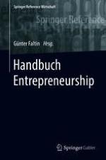 Entrepreneurship: Problemlagen und Handlungsansätze