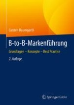 Status quo und Besonderheiten der B-to-B-Markenführung