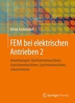 Berechnungsverfahren für elektrische Maschinen