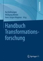 Transformation und Transformationsforschung: Zur Einführung