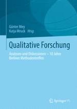 Qualitative Forschung: Analysen und Diskussionen