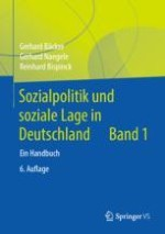 Sozialpolitik und soziale Lage