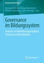 Akzentsetzungen bei der Erforschung von Steuerung und Koordination in Mehrebenensystemen