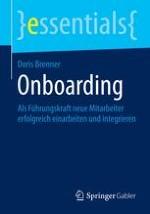 Onboarding – die Herausforderung an die Führungskraft