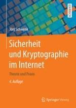 Kryptographie und das Internet