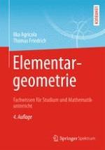 Elementargeometrische Figuren und ihre Eigenschaften
