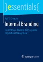 Kennzeichnung von Internal Branding