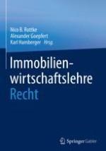 Recht: Interdisziplinärer Bestandteil der Immobilienwirtschaftslehre