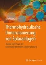 Energetische Kenndaten und bauliche Integration