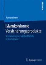 Forschungsthematik: Vermarktung islamkonformer Versicherungsprodukte in Deutschland