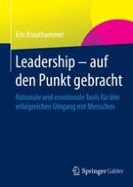 Sozialverhalten und Führung