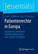Einführung zur Stärkung der Patientenrechte