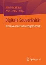 Einführung – Analyse der digitalen Souveränität auf fünf Ebenen