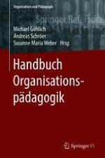 Organisationspädagogik – erziehungswissenschaftliche Subdisziplin und pädagogisches Arbeitsfeld