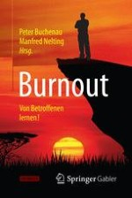 Eine Pflegedienstleitung mit Burnout