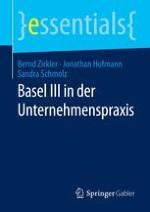 Wesentliche Inhalte von Basel III und Auswirkungen auf die Kreditinstitute