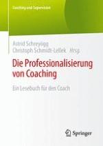 Coaching auf dem Weg zur Profession? Eine professionssoziologische Einordnung