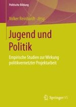 Projektunterricht, Politik und Demokratie. Annäherungen an vernetzte Strukturen