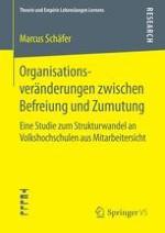 Organisationsveränderungen aus subjektiver Sicht