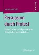 Protest sub specie artis rhetoricae