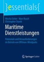 Offshore-Windenergiebranche als Markt für Unternehmen der maritimen Industrie