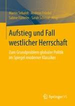 Aufstieg und Fall westlicher Herrschaft im interdisziplinären Diskurs: Konturen und Evolution einer Kontroverse