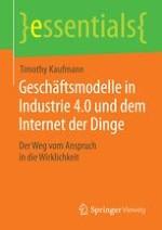 Industrie 4.0 – ein Überblick
