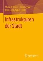 Infrastruktur, Stadt und Gesellschaft. Eine Einleitung