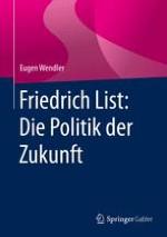 Friedrich List als Publizist und Wirtschaftsjournalist