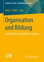 Organisation und Bildung – eine Einleitung