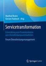 Servicetransformation – Eine Einführung in die theoretischen und praktischenProblemstellungen