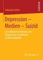 "Zum Forschungsfeld ""Medien und Suizide"""