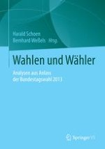 Die Bundestagswahl 2013 – eine Zäsur im Wahlverhalten und Parteiensystem?