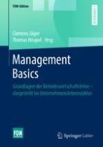 Management Basics: Unternehmerische Fragestellungen