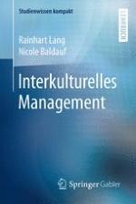 Begriffliche Grundlagen: Vom Kulturellen zum Interkulturellen Management